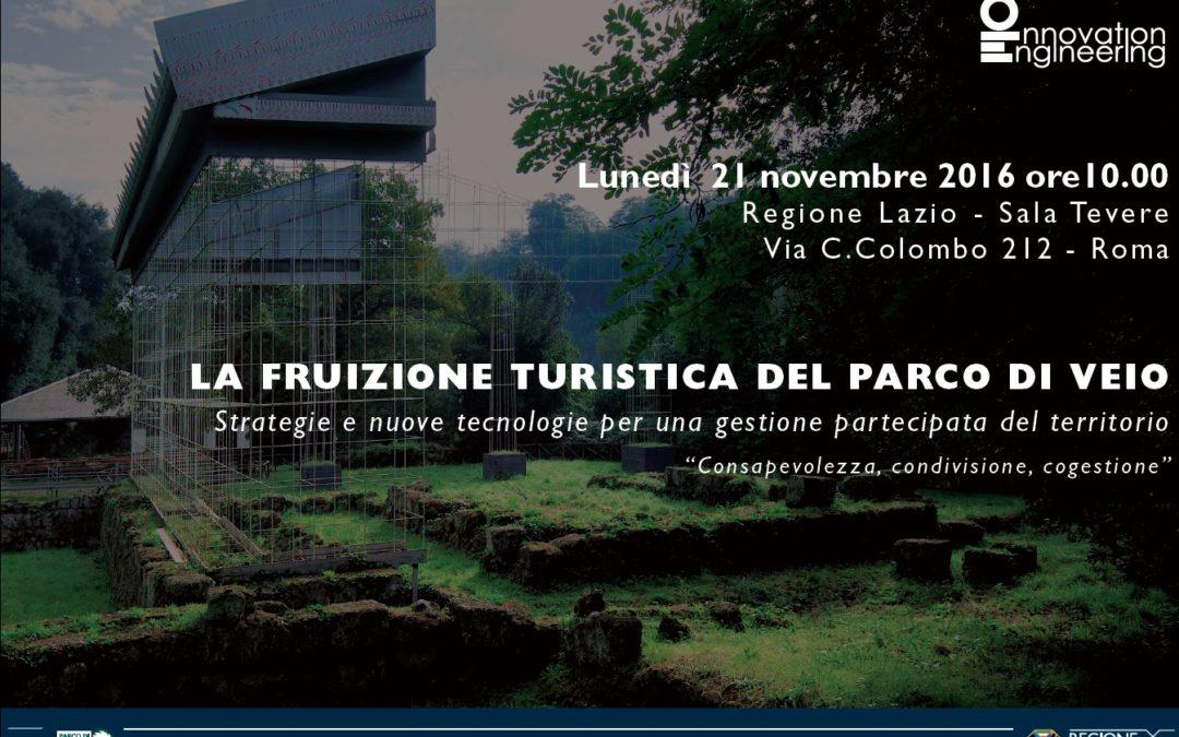 Il Parco e la sua fruizione: incontro in Regione il 21 novembre