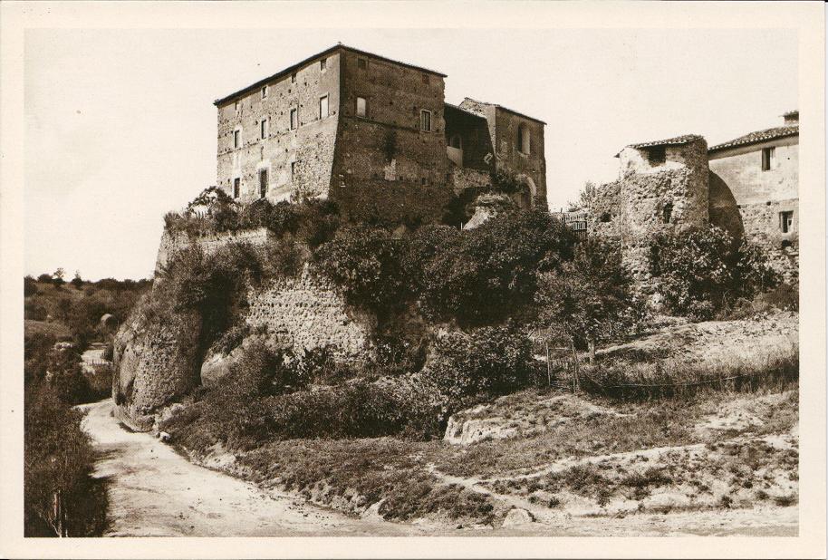 Borgo Isola Farnese