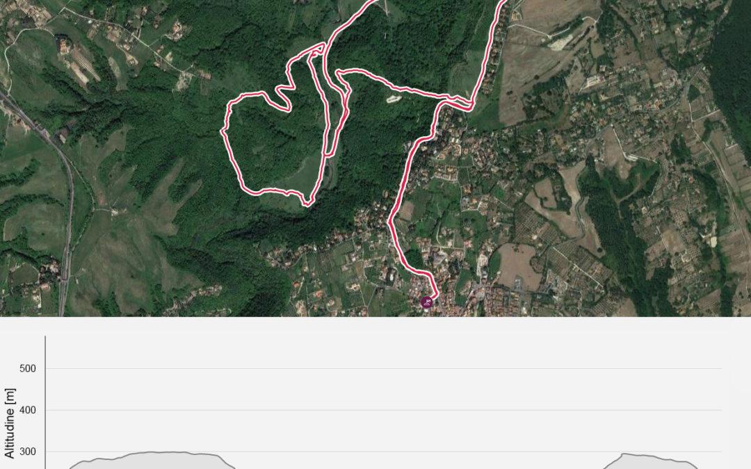 Il 19 febbraio il Trail del Sorbo