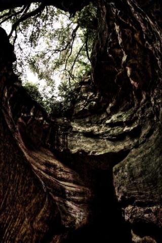 Diventato Geo sito, quindi di grande interesse, questo cunicolo si trova in Località Albereto, tuttavia l'accesso è in terreno privato.