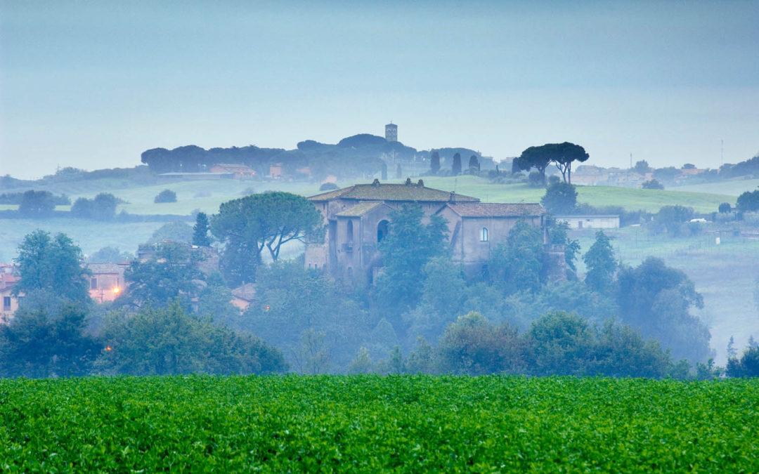 14 aprile. Sulla Via Francigena tra i borghi di Formello ed Isola Farnese
