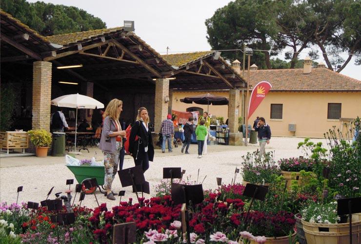 Il 21, 22 e 23 aprile il Parco a Flora Cult