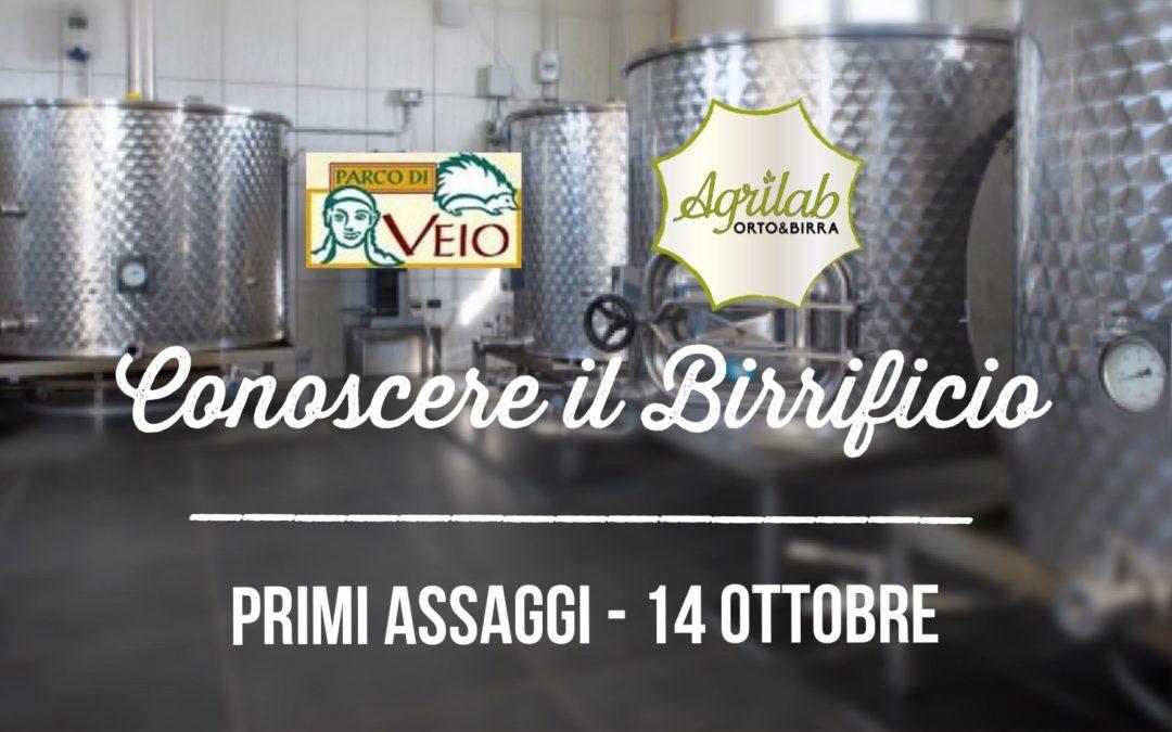 Sabato 14 Agrilab, visita al birrificio e degustazione prodotti tipici